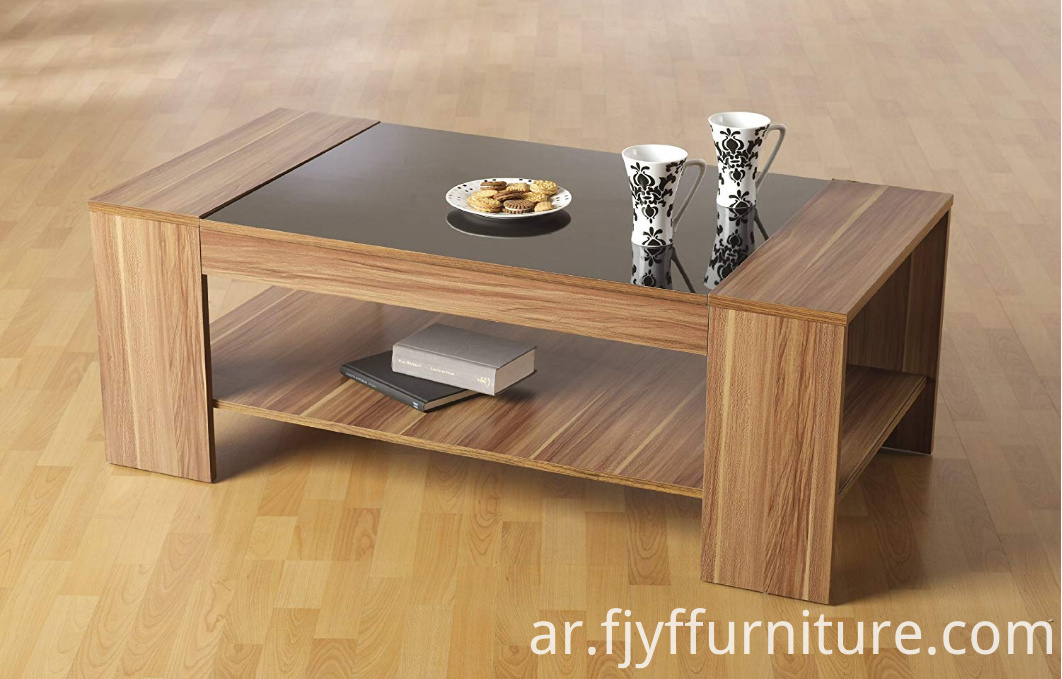 fancy coffee table